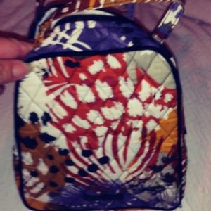 230ad97478ca Vera Bradley Accessories - Vera Bradley Lunch Bunch Bag Painted Feathers